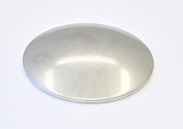 44060 - V4A -Schale Ø 60 x 2,5 mm (ungeschliffen)