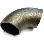 Stahl-Schweißbogen aus Rohr Ø 26,9 mm