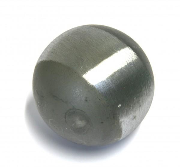 Hohlkugeln aus Eisen Ø 33,7 mm, Schweißnaht verschliffen