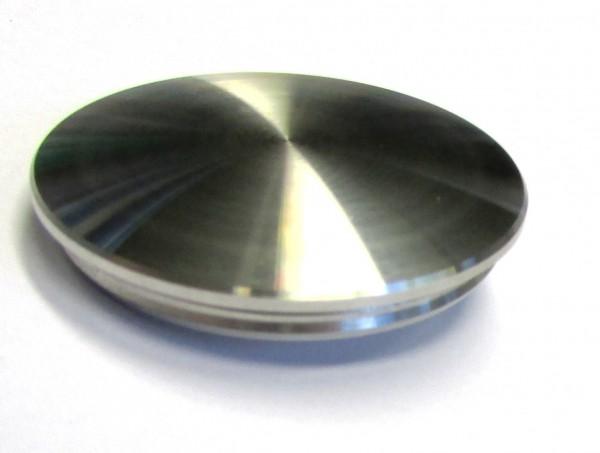 Lamellenstopfen für Rohr Ø 42,4 x 2,0 mm, gewölbte Ausführung