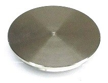 Lamellenstopfen für Rohr Ø 33,7 x 2,0 mm, flache Ausführung