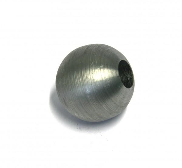 50026 - Stahl-Vollkugel mit Sackloch Ø 12,2 mm