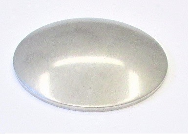 KBK4408900250 - V4A -Schale Ø 89 x 2,5 mm (ungeschliffen)