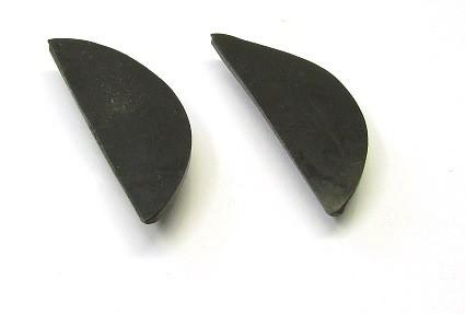 79996 - Gummis für Glashalter Ø 60 mm 12,00 mm Klemmstärke