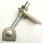 Stahl-Torband M12, 2-fach verstellbar