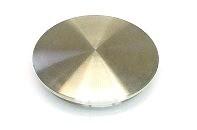 Lamellenstopfen für Rohr Ø 33,7 x 2,0 mm, gewölbte Ausführung